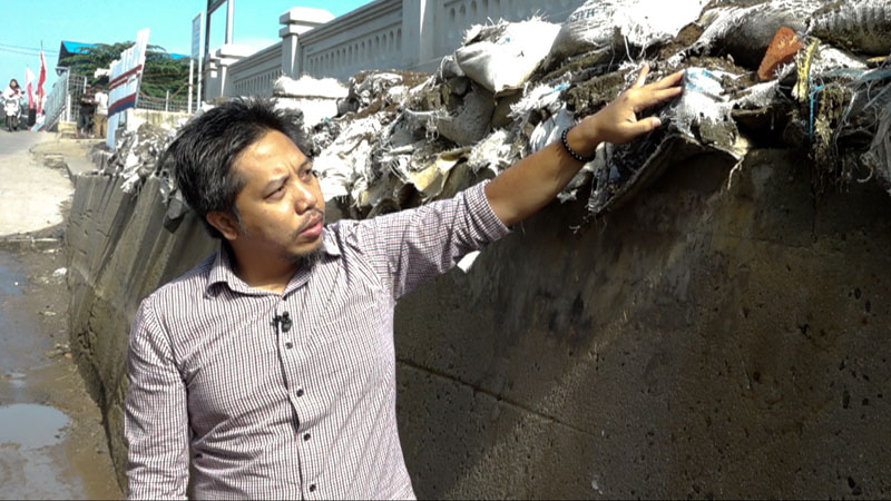 Heri Andreas. Foto: BBC Indonesia