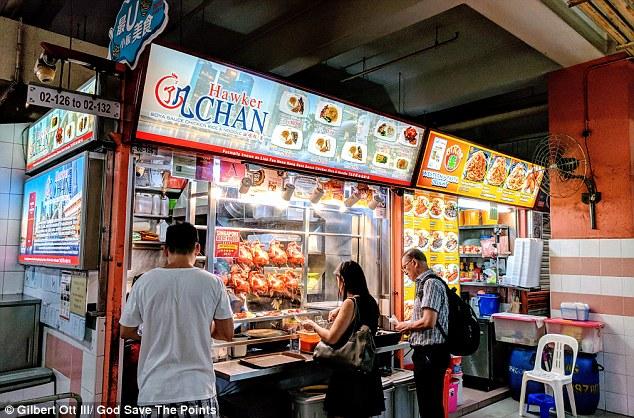 Kedai Hawker Chan