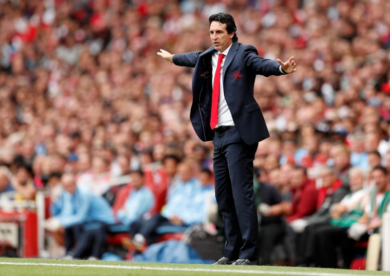 Unai Emery (Foto: Reuters)