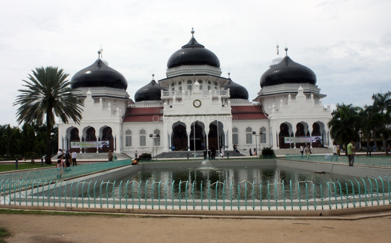 Masjid Baiturahman Aceh