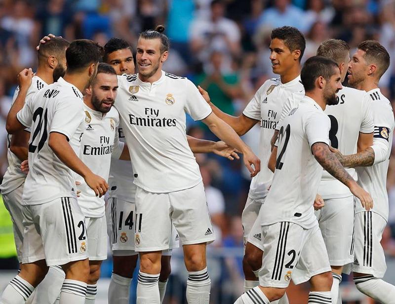 Hasil Getafe Vs Real Madrid 0 0 Los Blancos Mandul: Prediksi Madrid Vs Atletico Di Piala Super Eropa 2018