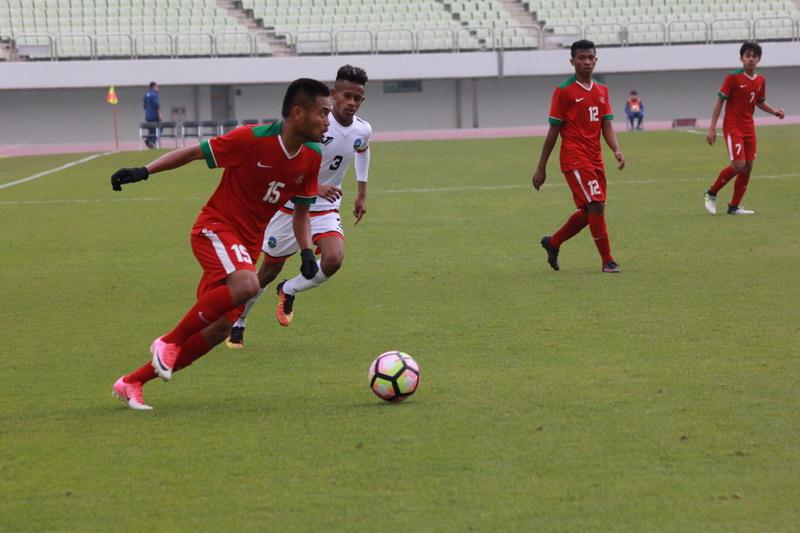 Saddil Ramdani (Foto: PSSI)