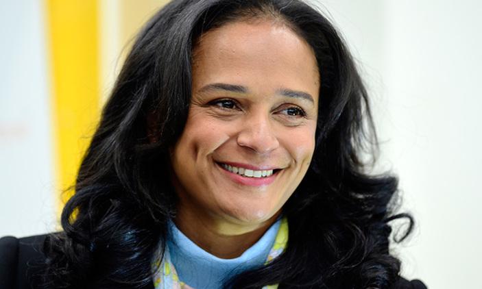 Isabel Dos Santos (AFP)