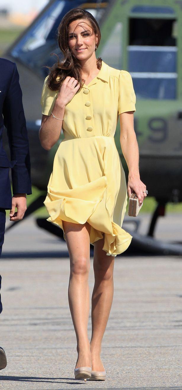 Kate Middleton (Mirror)