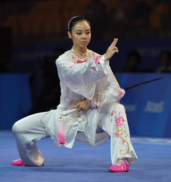 Pensiun Jadi Atlet Wushu, Peluang Lindswell Kwok Main Film