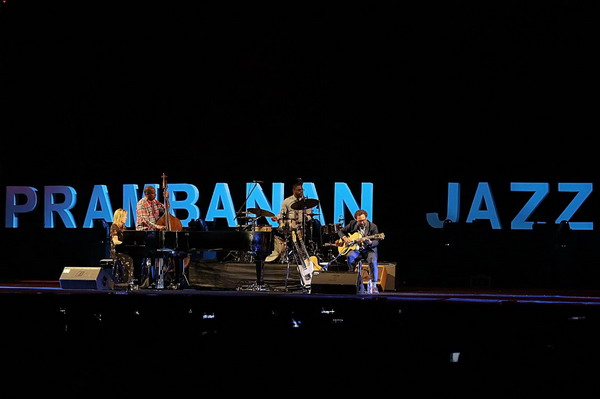 Diana Krall, Foto: Prambanan Jazz Festival