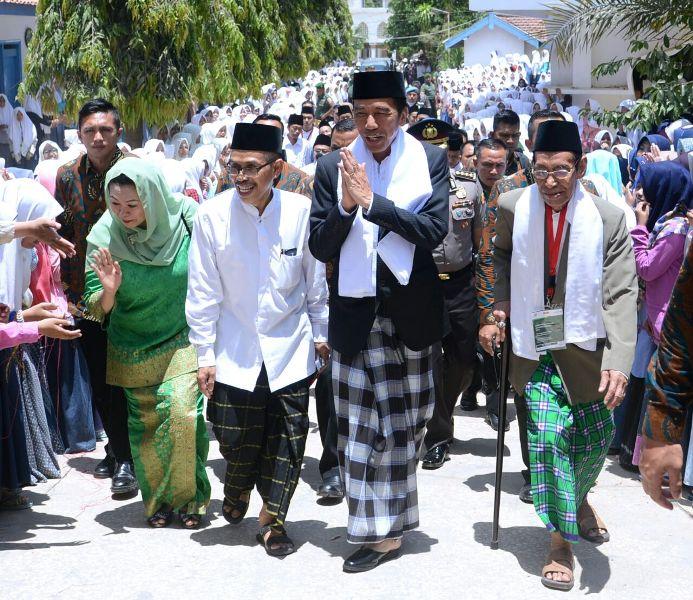 Jubir Nasional Tim Kampanye Jokowi-Ma'ruf Silaturahmi