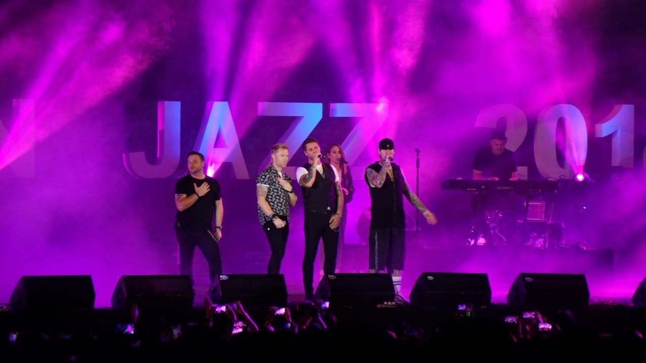 Boyzone, Foto: Prambanan Jazz Festival