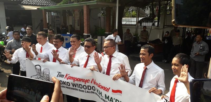 KIK Tunjuk Dwi Badarmanto Jadi Direktur Kominfo Timses Jokowi-Ma'ruf Amin
