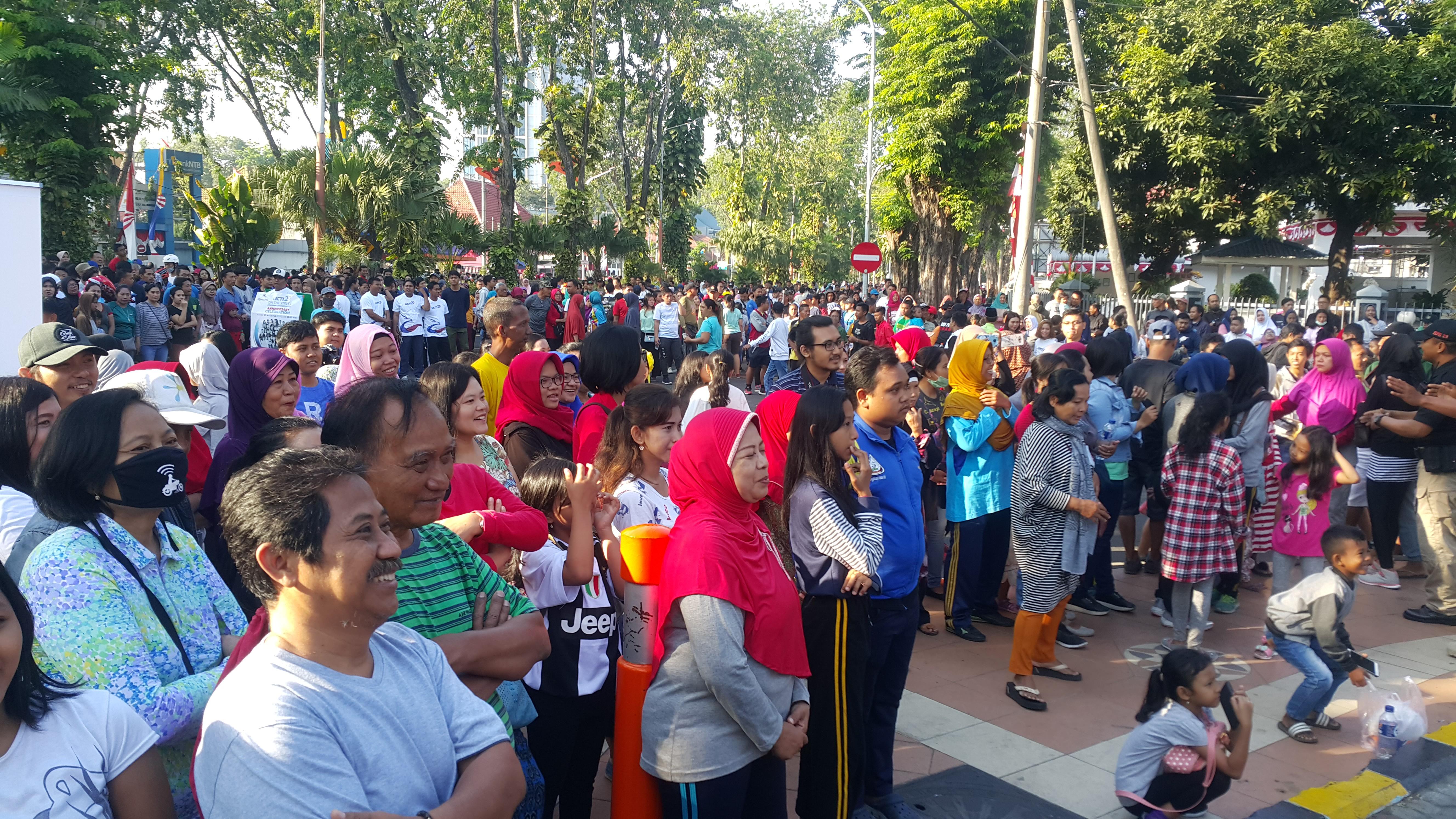 RCTI 29 On The Street Surabaya