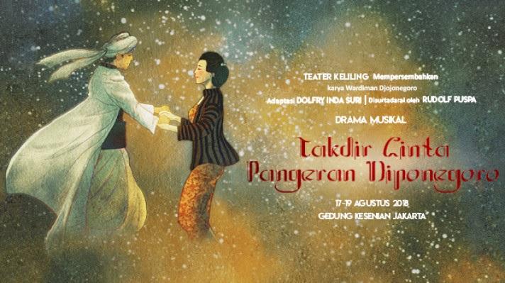 Takdir Cinta Diponegoro