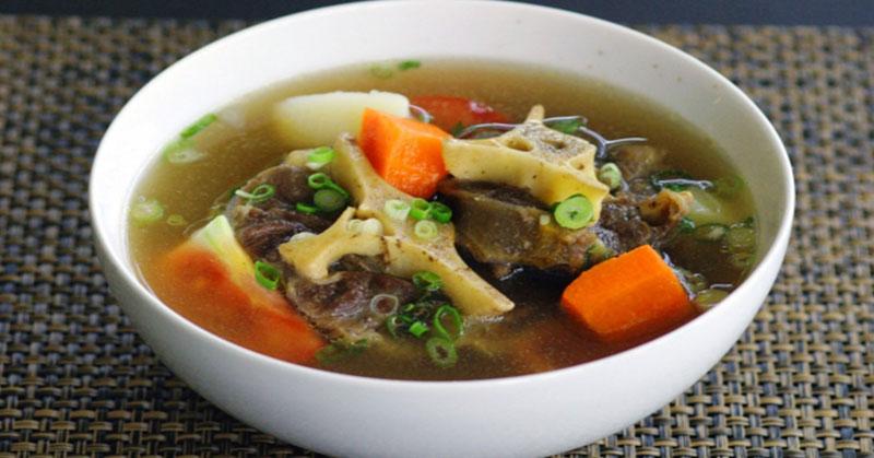Lebih baik Anda mengolah daging tanpa santan kental dengan membuat semur atau sop.