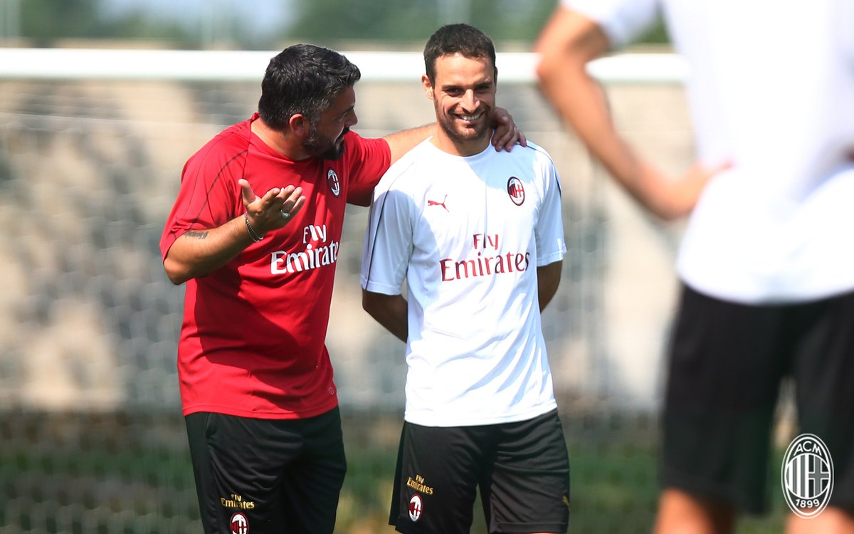 Gattuso dan Bonaventura