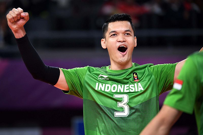 Tim Voli Putra Indonesia