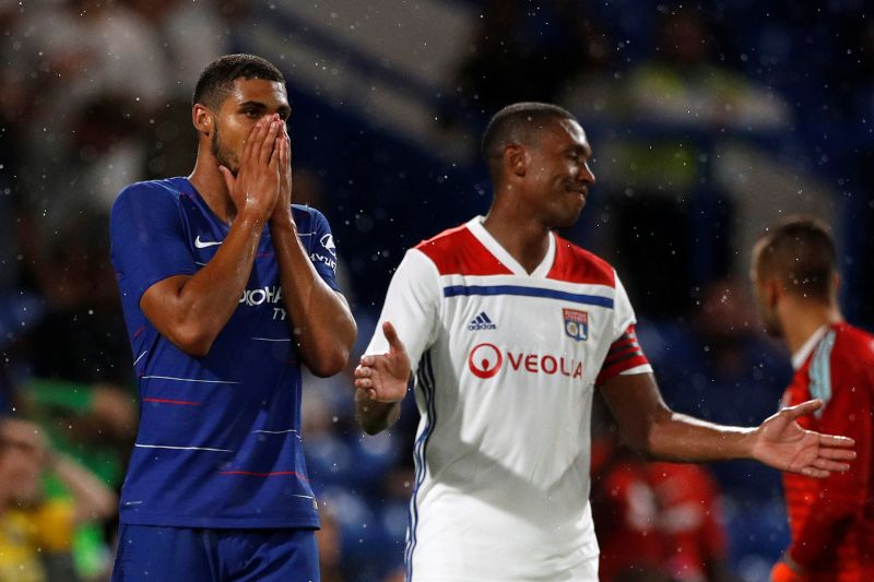 Ruben Loftus-Cheek. Foto: Reuters