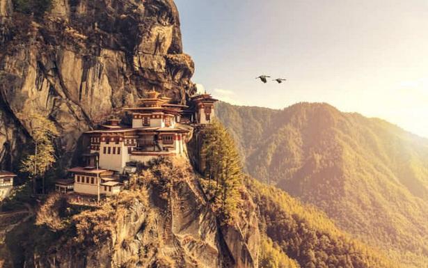Tiger nest Monastery (TimesofIndia)