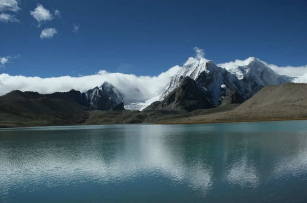 Gurudongmar Lake (timesofindia)