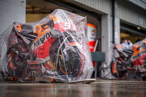 Motor Honda RC213V