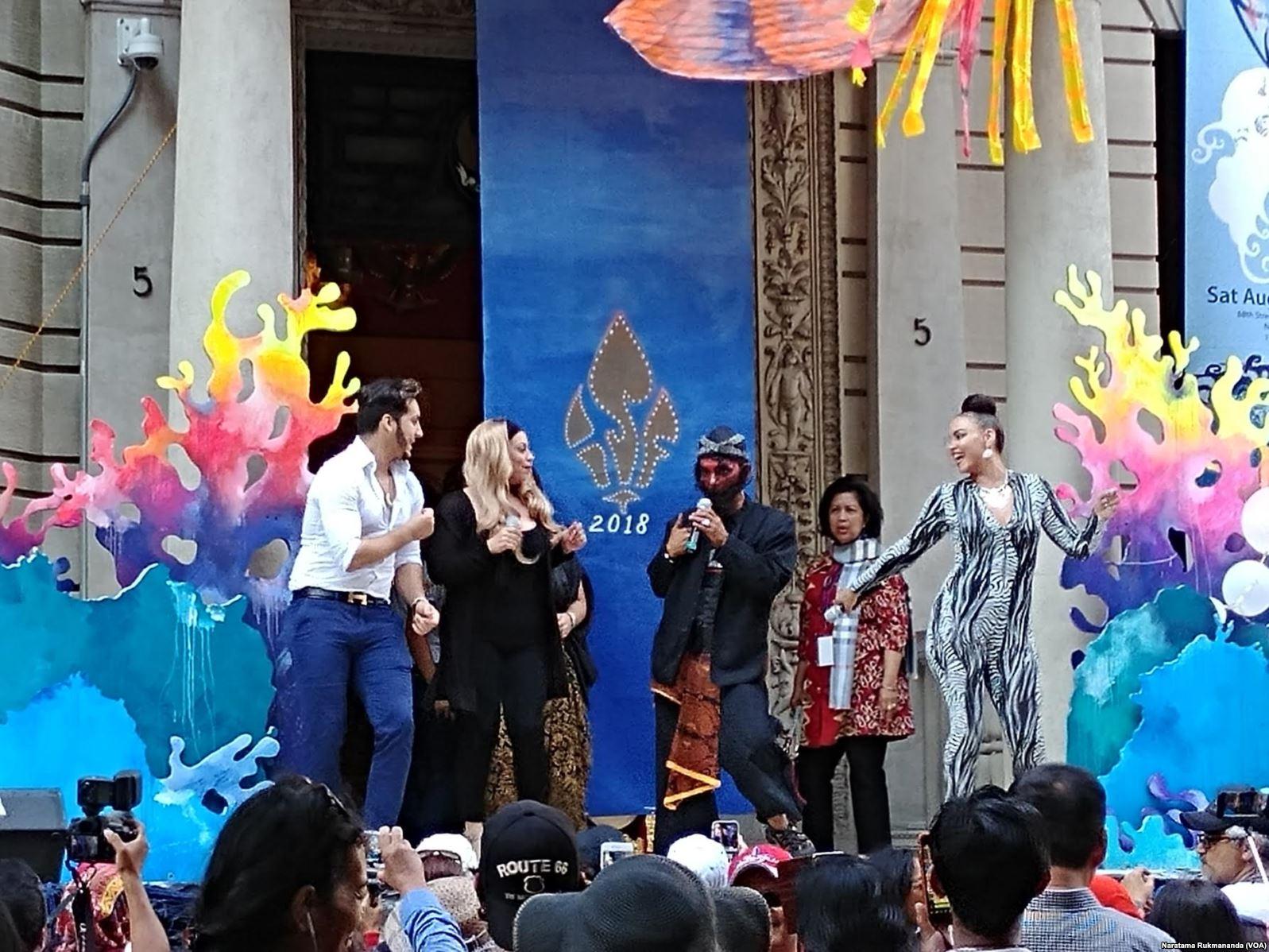 Indonesia Street Festival (VoA)
