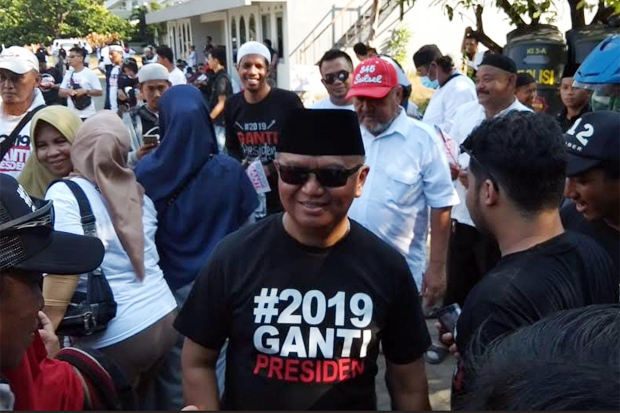 Massa 2019GantiPresiden
