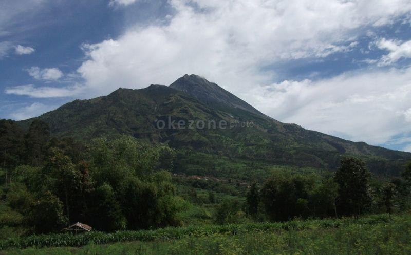 Gunung Merapi (Dok Okezone)