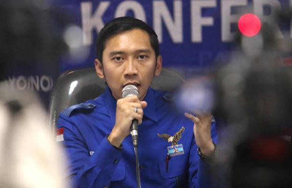 Edhie Baskoro Yudhoyono (Ibas). (Foto: Heru Haryono/Okezone)