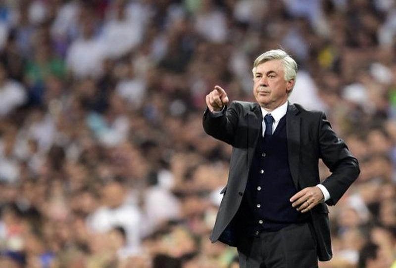Carlo Ancelotti (Foto: AFP)