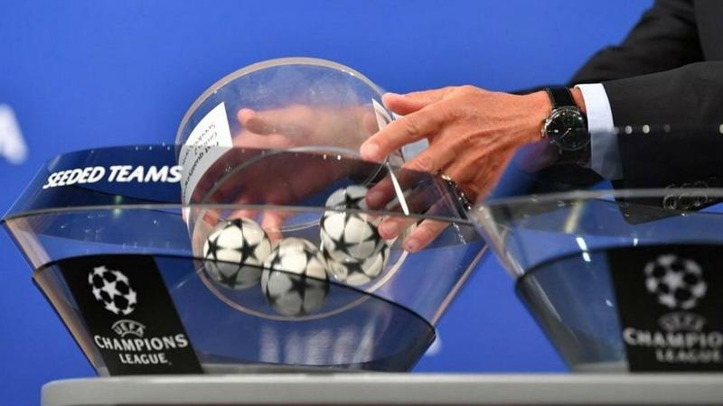 Undian Fase Grup Liga Champions