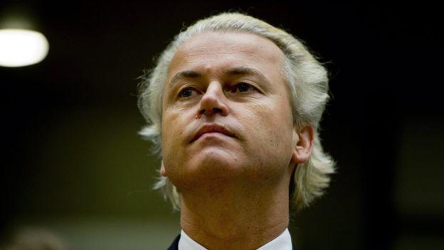 Wilders. Foto: AFP