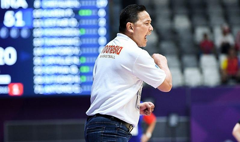Pelatih Basket Putri Indonesia