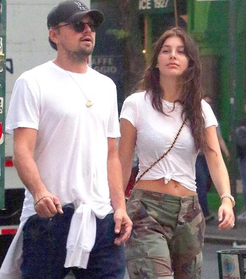 Leonardo DiCaprio dan pacar