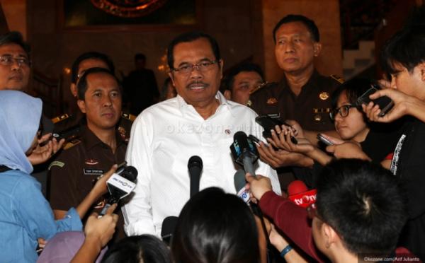 Jaksa Agung M Prasetyo (Foto: Dok Okezone)