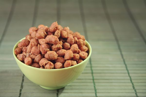 kacang panggang