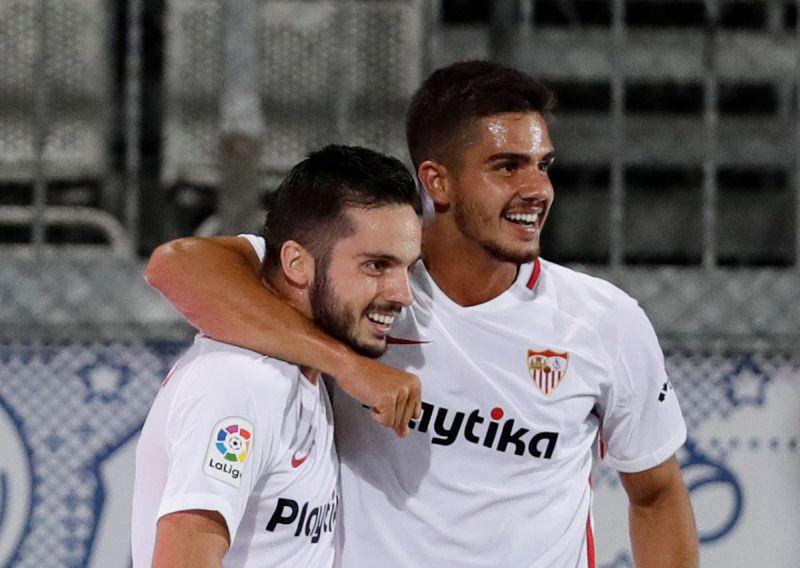 Sevilla (Foto: Reuters)