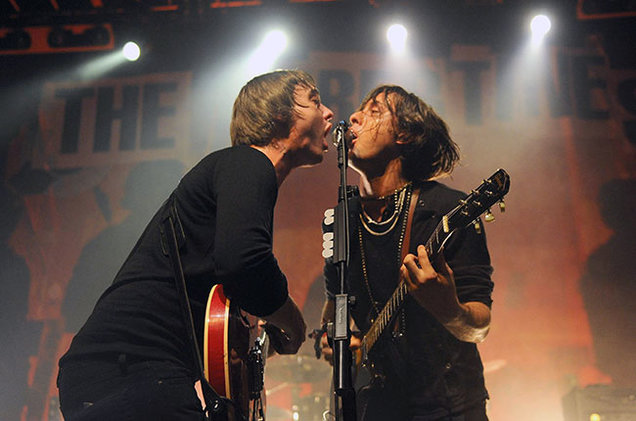 The Libertines, Foto: Billboard