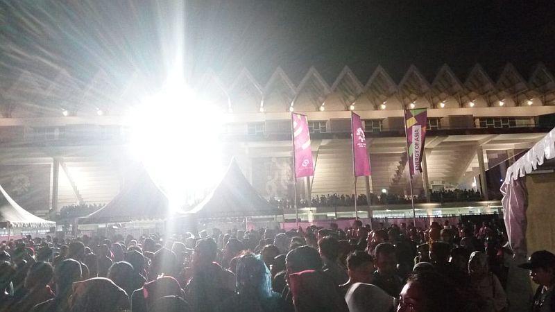Nonton bareng closing ceremony Asian Games 2018