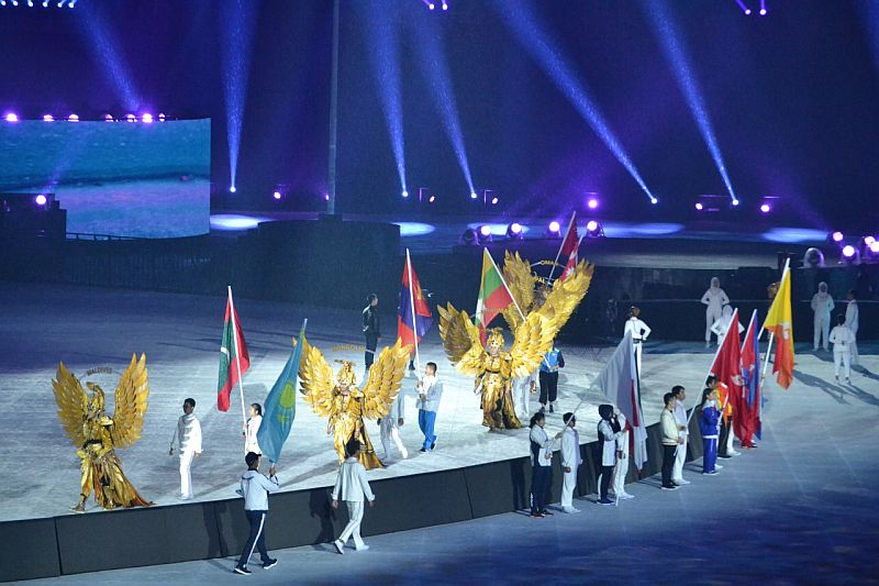 Closing Ceremony Asian Games 2018