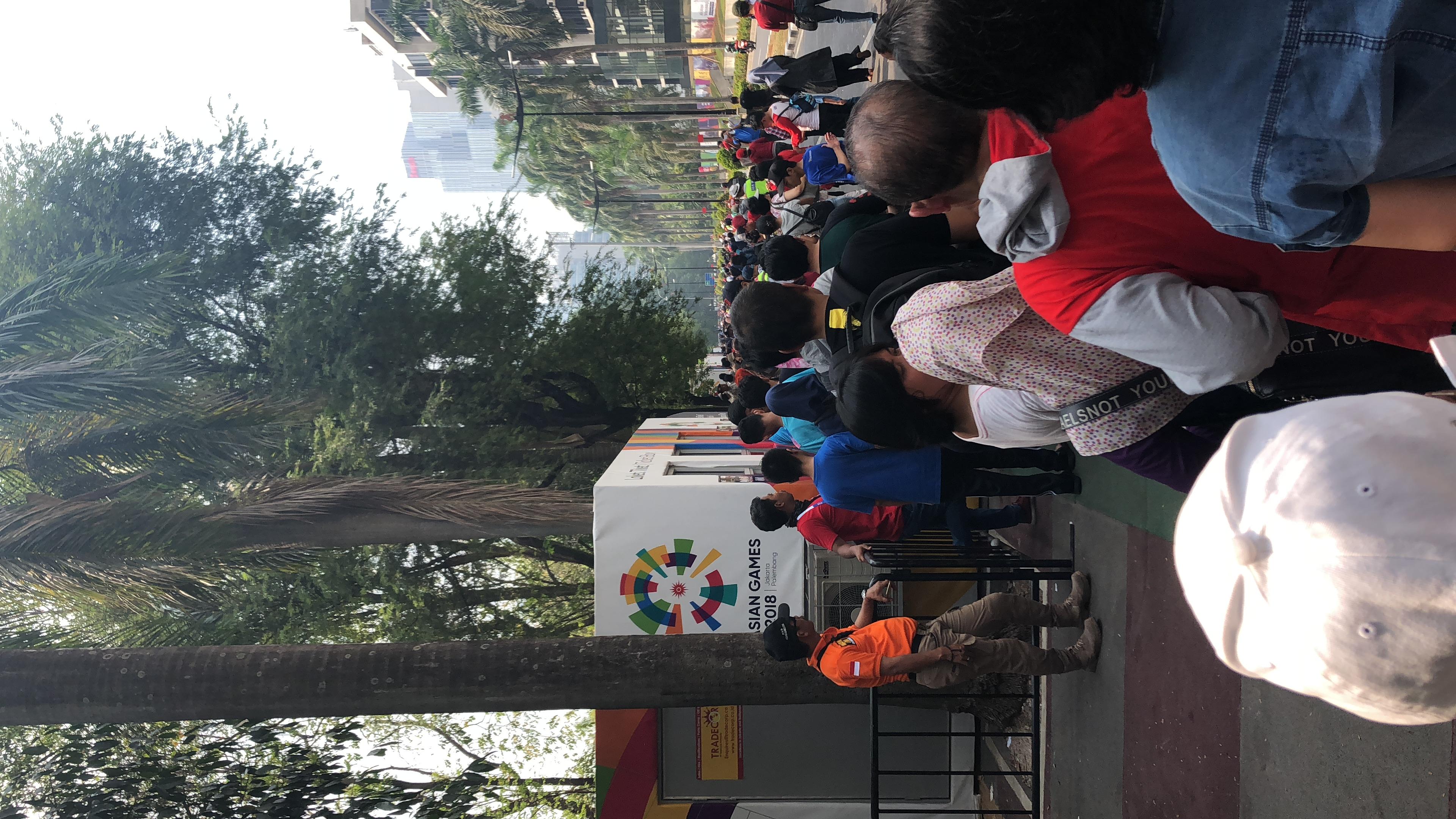 Asian Games Closing (Sukardi/Okezone)