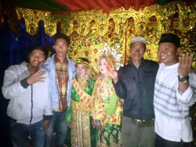 Pernikahan Dini di Bantaeng (Ist)