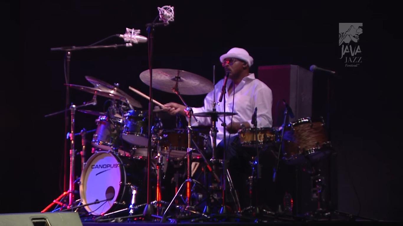 Harvey Mason, Foto: Java Jazz Festival