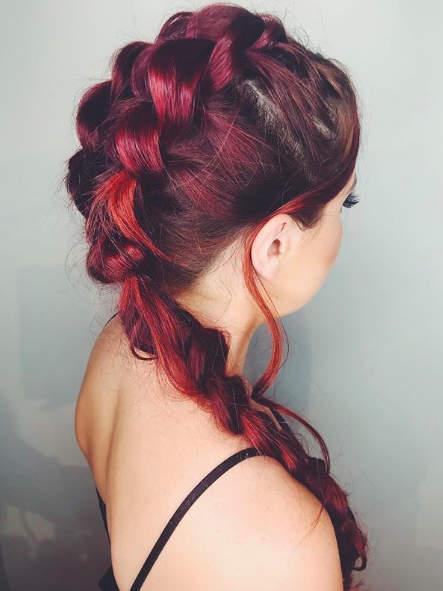 Warna rambut (health)