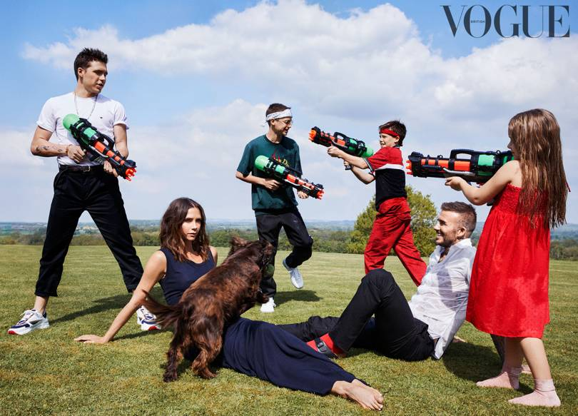 KEluarga David Beckham