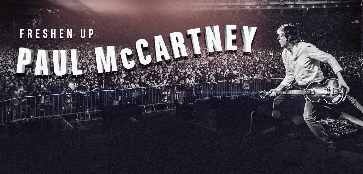 Paul McCartney konser