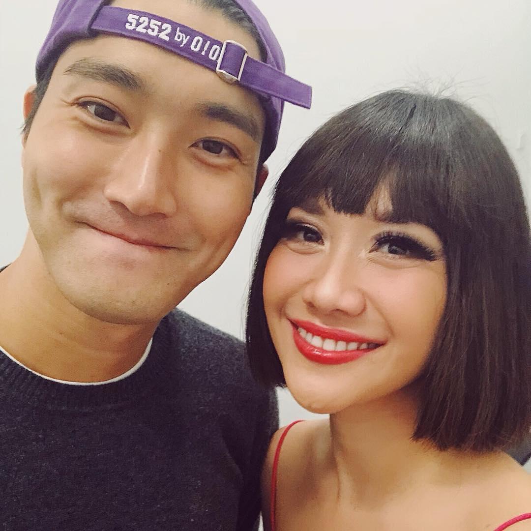 Siwon dan BCL