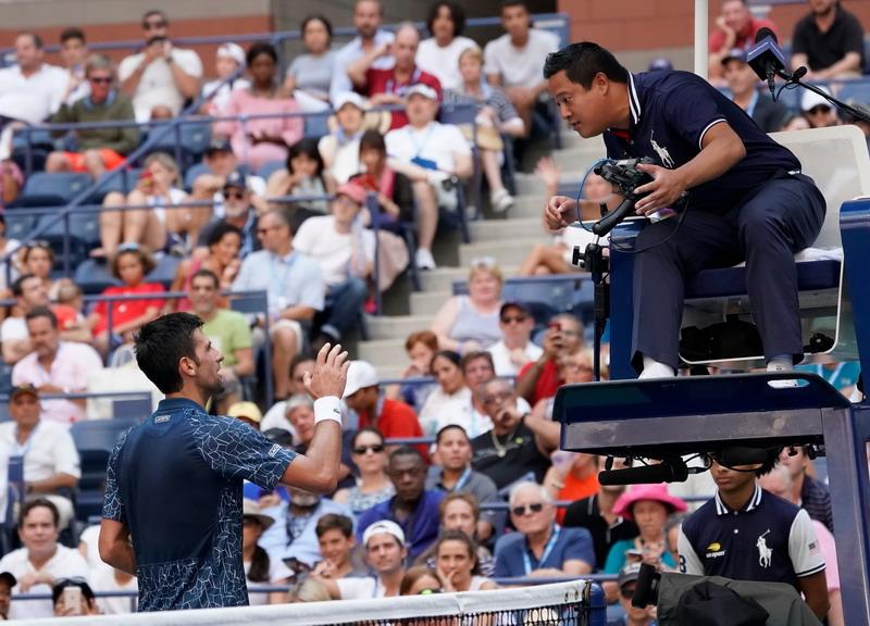Novak Djokovic. Foto: Reuters