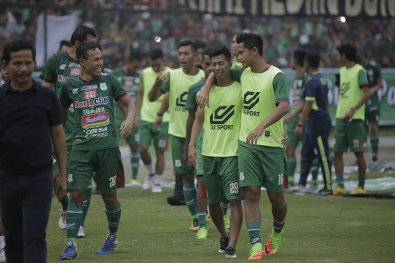 PSMS Medan (Foto: Media Officer PSMS)