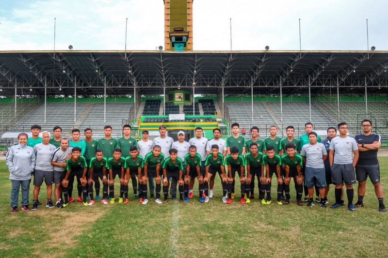 Jadwal Siaran Langsung Timnas Indonesia U16 vs Iran di Piala Asia 2018 : Okezone Bola