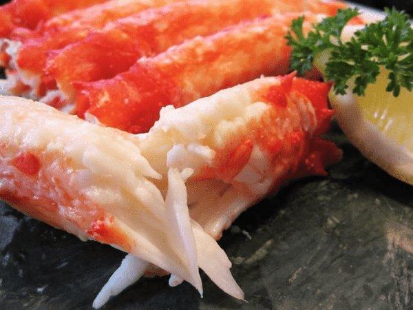 daging kepiting