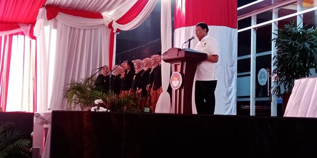 Menko Polhukam Wiranto. (Foto: Muhamad Rizky/Okezone)