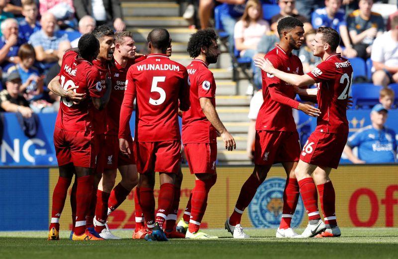 Liverpool. Foto: Reuters